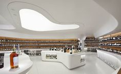 Vintry Fine Wines by Rogers Marvel Architects, New York