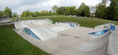 outdoor skate park - Google Search