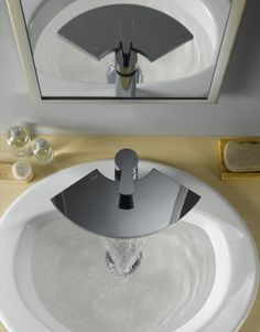 When you see this fan collection of water taps, Of course you will insist to change your old ones with those faucets designs from Fluid
