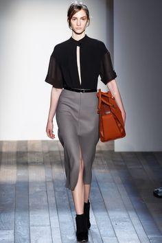 Victoria Beckham Fall 2013 Ready-to-Wear Fashion Show - Ros Georgiou