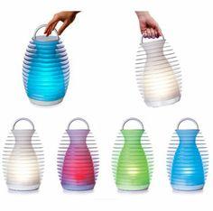 Lights.com | Party Lights | Backyard & Pool | Bump Rechargeable Lantern by Mathmos