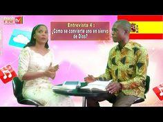 Entrevista 4 : ¿Cómo se convierte uno en siervo de Dios ? [Profeta Kc Ph] - Versión española - YouTube
