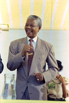 President Nelson Mandela on 20 March Picture: AFP Nelson Mandela Biography, Nelson Mandela Quotes, Important People, My People, Sales And Marketing Jobs, Black Presidents, Nobel Peace Prize, Handsome Black Men, Malcolm X