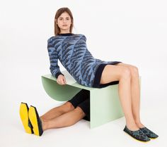 Pikkpack shoes releases collaborative edition with Supermundane - Designboom