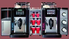* Why Choose An Automatic Bean To Cup Coffee Machine? Commercial Coffee Machines, Commercial Espresso Machine, Coffee Machines For Sale, Automatic Espresso Machine, Coffee Machine Price, Espresso Coffee Machine, Grinding Coffee Beans, Fresh Coffee Beans, Turkish Coffee Machine