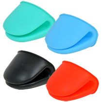 Home Collection Mini Silicone Oven Gloves