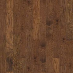 "Hardwood flooring in style ""Chisholm Trail"" color Smokehouse - Flooring by Shaw"
