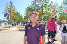 We met Geoff at Go Local, the UK's biggest celebration of volunteering at Queen Elizabeth Olympic Park. One year on from his role volunteering at the London 2012 Games as a driver, we find out what he's been up as a volunteer.