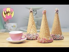 Template For Tiny Party Hats Confetti Style Add A Dash Of Fun