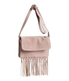 Suede Shoulder Bag | H&M saved by #ShoppingIS