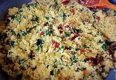 Olaszos köles Vegas, Snack Recipes, Snacks, Fried Rice, Grains, Food And Drink, Favorite Recipes, Vegetables, Cooking