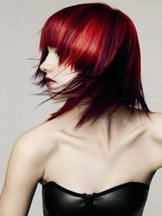 How do you take care of your hair? What is your favorite color to rock!?  #hair #beautytips #redhead