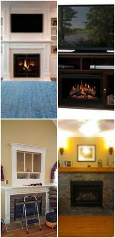 Size: x , - Color: Teal; Size: x , Fireplace Tv Stand, Flat Screen, Size 2, Teal, Joy, Color, Home Decor, Blood Plasma, Decoration Home