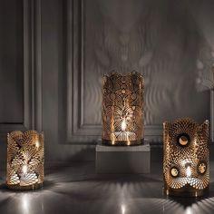 Julklappstips på R.O.O.M. Otroligt vackra The London Collection från Skultuna i design av Lara Bohinc. Pris från 598kr. Finns på R.O.O.M. Täby C. Foto: @skultuna1607