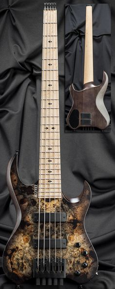 3a24efc43bcb Kiesel Guitars Custom Shop In Stock Vader Headless Bass