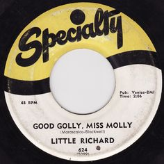 rock n roll record covers little richard - Google Search