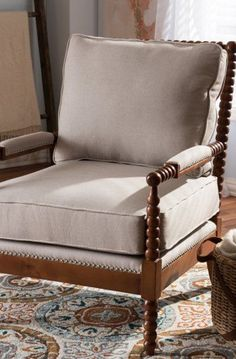 Jenny Lind Chair (Devote Cream) in Rocking Chairs u0026 Gliders | The Land of Nod | Little O Man | Pinterest | Ottomans Big girl bedrooms and Room & Jenny Lind Chair (Devote Cream) in Rocking Chairs u0026 Gliders | The ...