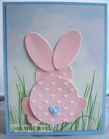 DIY ;) Stamping With Blue Moon Creations: Happy Easter