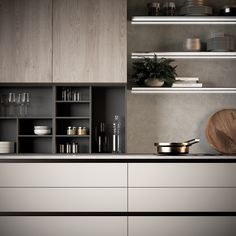 Effeti kitchen 2018 on Behance