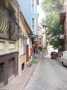 Muhteşem Balat sokakları