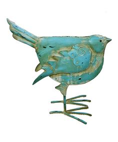 Loving this Blue Bird Figurine on #zulily! #zulilyfinds