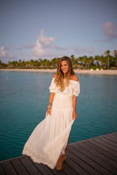 Caribbean Sunset - Gal Meets Glam