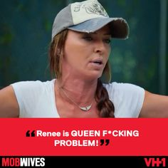 Seems like it's Drita Vs. everybody this season! Mob Wives, Reality Tv Shows, Interview, It Cast, The Originals, Bullying