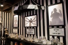 neat idea for shadow light boxes-Rogers Gardens_Halloween2015