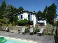 Maison à Biarritz, Aquitaine, France #vacances #travel