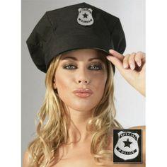 Politie pet - Kostuums - Dames Lingerie , Thé number 1 Exclusive Erotic shop in Europe