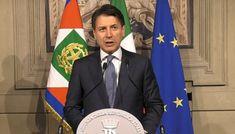 Mattarella incarica Giuseppe Conte, è lui il nuovo premier