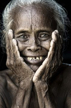 'My Smile' © Mata Arif