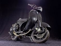 Vespa PS 240 by Vespa Tuning