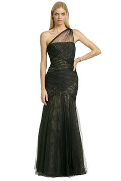 If I was ever going to wear a black wedding dress...this would be it!
