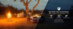 Protea Hotel Kruger Gate, Kruger National Park, South Africa, Outdoor Dining Area – Outdoor Boma