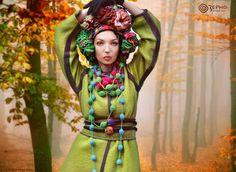 Самобытное искусство Украины -Вышиванка