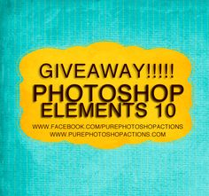 Adobe Photoshop Elements Yes, please. Hurry, it ends tomorrow! Hobby Photography, Newborn Baby Photography, Photography Camera, Photoshop Photography, Photography Photos, Camera Basics, Camera Hacks, Camera Tips, Adobe Photoshop Elements