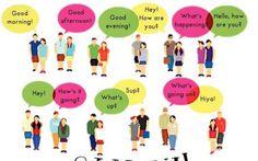 Impara l'inglese con me seguendo semplici regole. Prima di tutto non essere timido, abbi fiducia in te e sorridi!