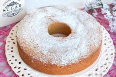 Ciambellone all'acqua