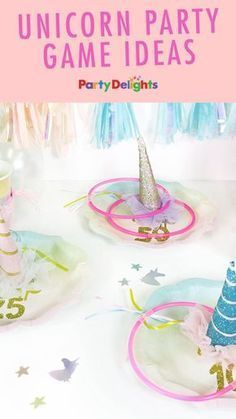 birthday party decorations 836191855796268035 - If you're planning a unicorn birthday party, check out our collection of unicorn party ideas for fun ways to keep your guests entertained! Source by myonceuponafairytale Unicorn Themed Birthday Party, Rainbow Unicorn Party, Unicorn Birthday Parties, First Birthday Parties, Birthday Party Decorations, Kids Birthday Party Games, 4th Birthday, Unicorn Party Decor, Unicorn Crafts