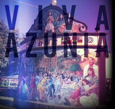 Viva Azunia Tequila!