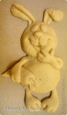 Картина панно рисунок Лепка доделочки Тесто соленое фото 11