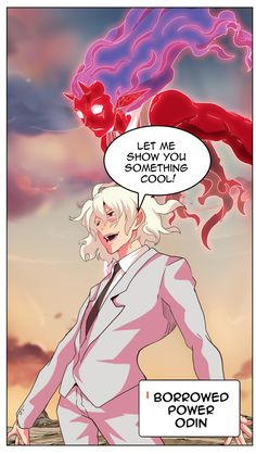 #GOH #GodofHighschool #webtoon #anime #manga
