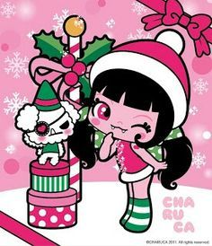 Charuca on Pinterest | Kawaii, Behance and Gothic