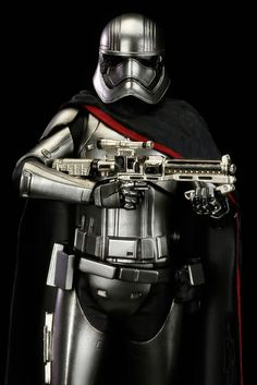 ARTFX+ - Star Wars The Force Awakens: Captain Phasma 1/10 Easy Assembly Kit(Pre-order)