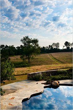 Thomas Woltz - Tupelo Farm, Charlottesville, Va.
