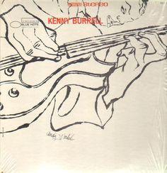 Andy Warhol - Kenny Burrell