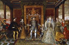 Portraits of Queen Elizabeth I, Part 1: Young Elizabeth (1545-1572) History Of England, Tudor History, European History, British History, Art History, The Tudors, 1 John, Rey Enrique Viii, Adele