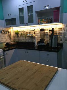 warm kitchen @Tropikana Residence, Jababeka