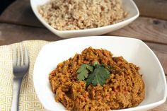 Baingan Bharta (Roasted Eggplant Curry) – Gluten-free   Vegan